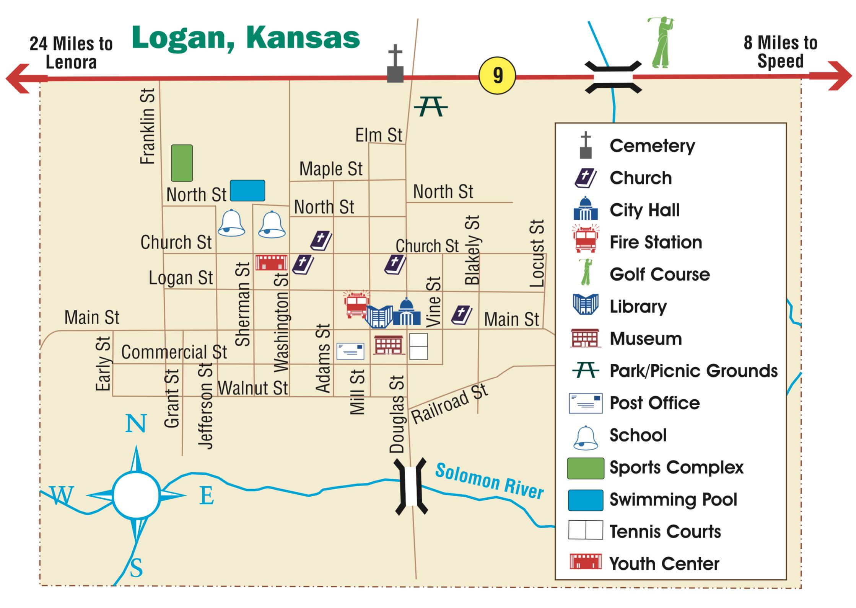 City Map – DISCOVER LOGAN